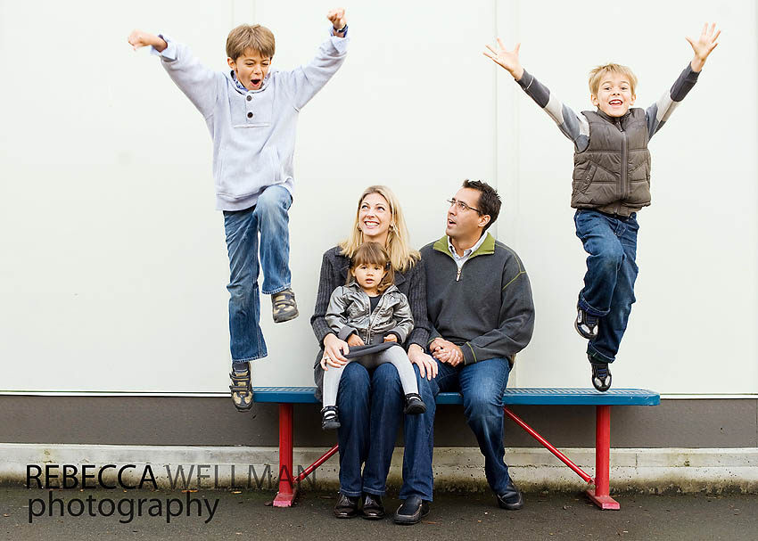 victoria bc family portrait Photographer