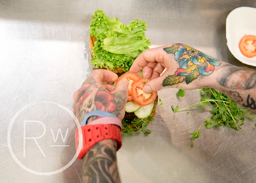 best food and lifestyle photographer