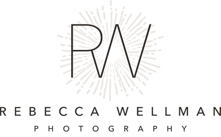 Rebecca Wellman Photography logo